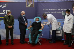 رونمایی از واکسن کووید ۱۹ ایرانی «فخرا»