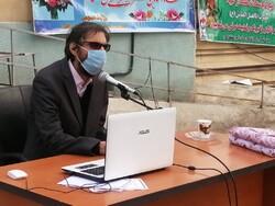 افتتاح بوستان شهدا در کرج