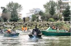 توقیف ۴۱۶ دستگاه تجهیزات صیادی در گیلان/ ۲۱۲ صیاد دستگیر شدند