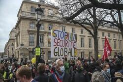 فرنسا.. احتجاجات ضد بيع الأسلحة الفرنسية للسعودية والإمارات