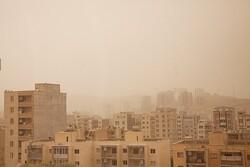 هوای اراک برای سومین روز متوالی در وضعیت ناسالم  است