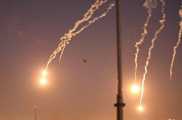 Al-Balad airbase comes under rocket attack
