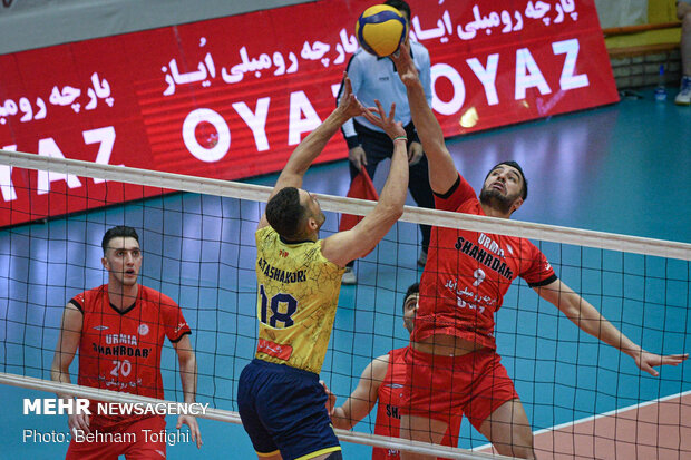Foolad Sirjan crowned 34th Iran Volleyball Super League