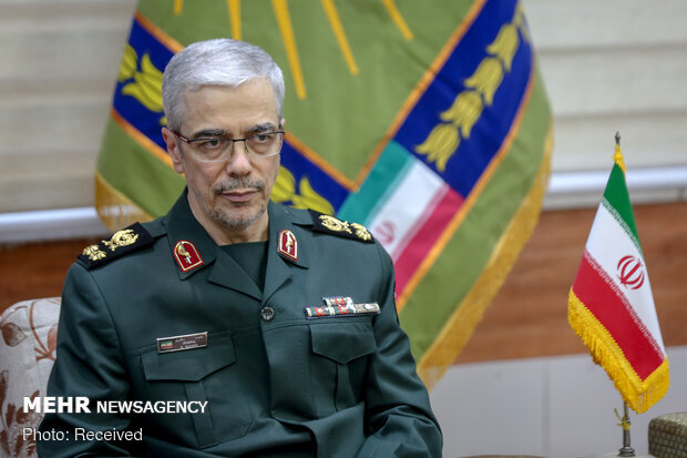 سرلشکر باقری از روسیه به ایران بازگشت