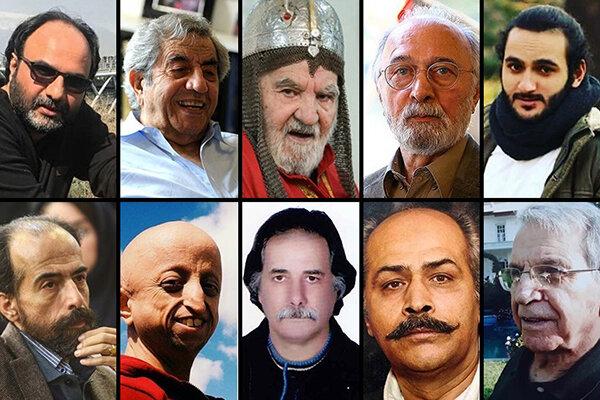 مسافران ابدی «تئاتر ایران» در سالی که گذشت/ خاطرات همیشگی