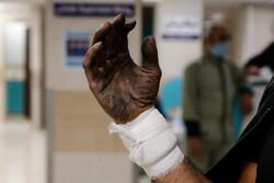 حوادث چهارشنبه آخر سال در فارس ٣٠ مصدوم داشت