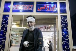 مصدوم شدن ۱۸۲ نفر در حوادث چهارشنبه آخر سال آذربایجان شرقی
