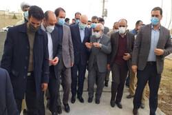 رئیس مجلس شورای اسلامی وارد پیشوا شد