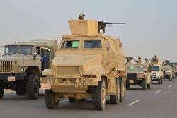مصر میں بم دھماکے میں 8 فوجی اہلکار ہلاک