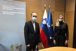 Iran's private sec. willing to coop. with Slovenian companies