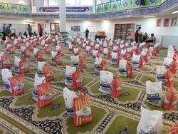 آغاز توزیع ۱۵ هزار و ۵۰۰ بسته معیشتی در سیستان وبلوچستان