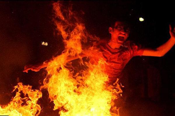 ۱۱ نفر در حوادث چهارشنبهسوری استان بوشهر مصدوم شدند