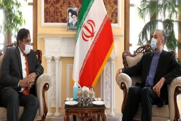 Security, border coop. important issues for Tehran, Islamabad