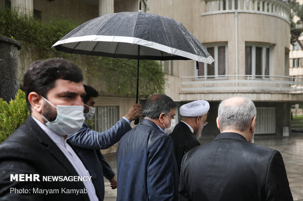 Rainy cabinet session on last Wednesday of year