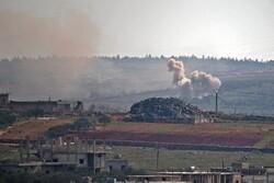 تروریستهای النصره ۳۳ بار منطقه ادلب در سوریه را هدف قرار دادند