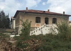 مرمت ساختمان تاریخی گمرک بندرگز آغاز شد