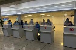 آغاز طرح غربالگری نوروزی مسافران ورودی در فرودگاه امام خمینی(ره)