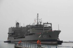 فتح ابواب بحري الشمال وفنلندا امام اسطول القوة البحرية الايرانية