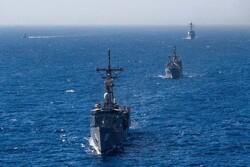 مصر و آمریکا در دریای سرخ رزمایش مشترک برگزار کردند