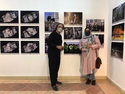 تندیس جشن تصویر سال به عکاس شیرازی رسید
