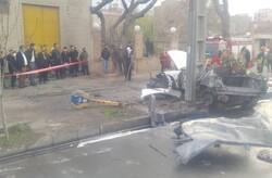 تصادف در کرج ۳ کشته برجا گذاشت