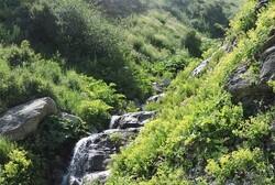 """جلفا کی حیرت انگیز """" ماہاران """" آبشار"""