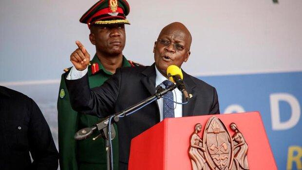 Tanzanian president dies of illness at 61
