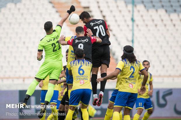 Persepolis 2-1 Naft Masjed Soleyman: IPL Week 18