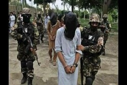 ۱۸ نفر از عناصر تروریستی داعش در شمال افغانستان بازداشت شدند