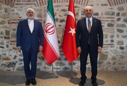 Zarif describes talks with Turkish counterpart as productive