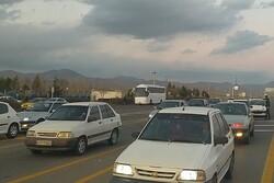 تردد روان در محورهای مواصلاتی شرق استان تهران