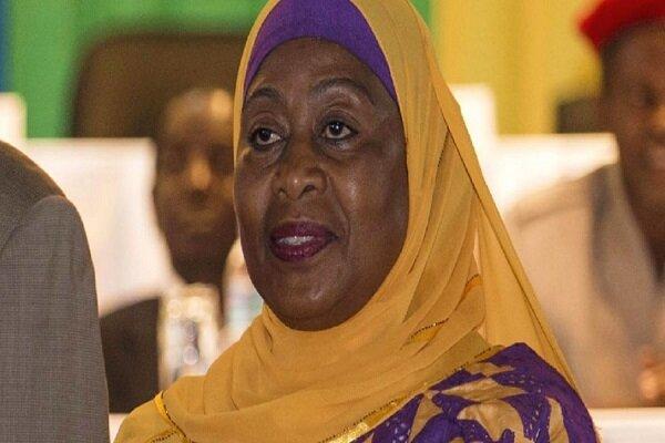 تنزانیہ میں پہلی مسلمان باحجاب خاتون نے صدر کا حلف اٹا لیا