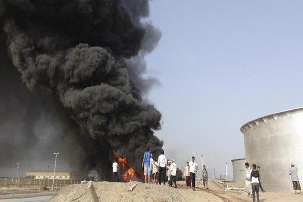 القوات اليمنية المسلحة تستهدف أرامكو بـ 6 طائرات مسيرة والسعودية تعترف