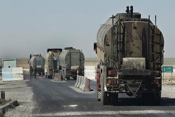 تداوم دزدی نفت سوریه به دست اشغالگران آمریکایی