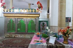 مراسم تحویل سال در ۱۷ بقعه متبرکه کرمانشاه
