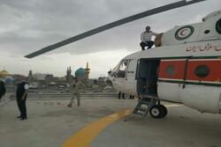 پوشش امدادی مراسم تحویل سال نو با استقرار ۱۵۰ امدادگر در حرم رضوی