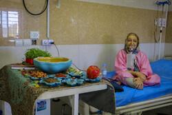 «سلامتی» سین سفره کروناییهاست/ بهارانه کرونا در بیمارستان