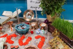 تبریز کے امام رضا(ع) اسپتال میں نئے سال کے آغاز کا منظر
