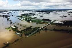 آسٹریلیا میں شدید بارشوں کے باعث گذشتہ 50 سالوں میں بدترین سیلاب کا سامنا