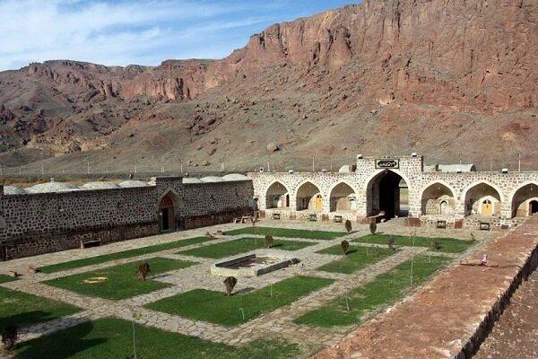 کاروانسرای تاریخی خواجه نظر در جلفا