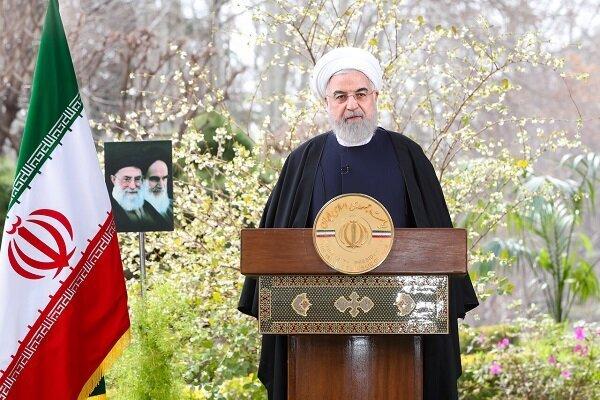 'Nowruz' harbinger of better days for Iranian nation: Rouhani