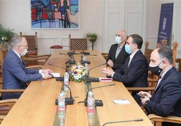 Iran, Croatia discuss expansion of economic coop.