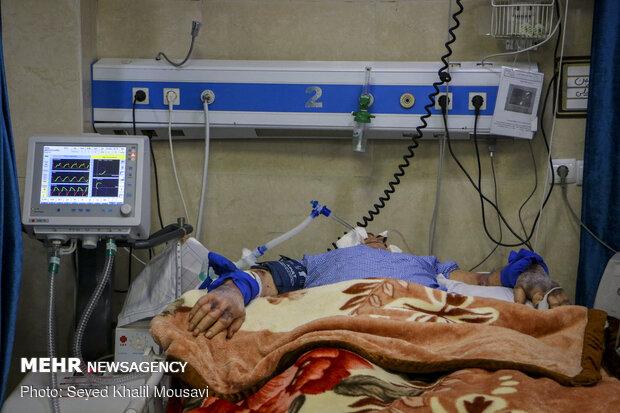 115 وفاة جديدة بكورونا في إيران