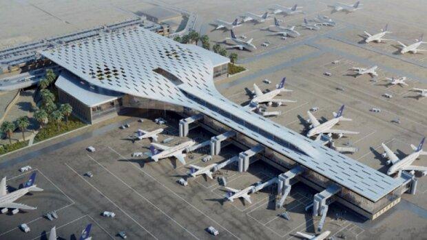حمله نیروهای ارتش یمن به فرودگاه بین المللی أبها