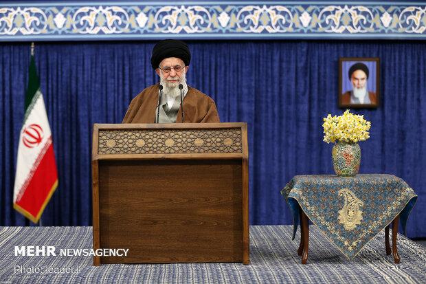 پیام نوروزی مقام معظم رهبری به مناسبت آغاز سال ۱۴۰۰