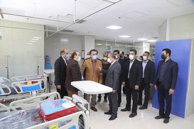توسعه زیرساخت های درمانی قم از اولویت های مدیریت ارشد استان است