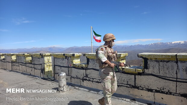 IRGC dismantles counter-revolutionary team in W Iran