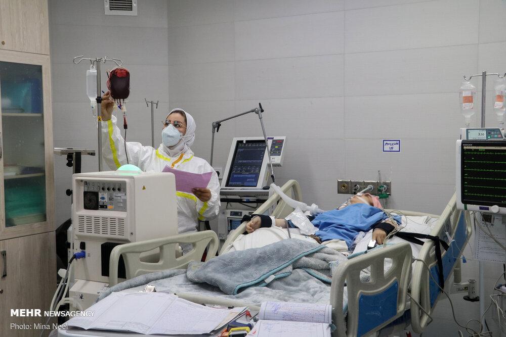 کرونا در گیلان همچنان فعال است/ وضعیت وخیم 37 بیمار
