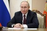 بوتين يهنئ الرئيس روحاني لمناسبة حلول العام الايراني الجديد
