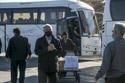 ۶۵۰۰نفر از پایانه های مرزی آذربایجان غربی تردد کرده اند
